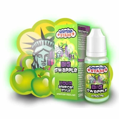 American Stars Liquid Big Swapple 10 ml