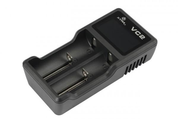 XTAR VC2 2 Schacht USB Ladegerät